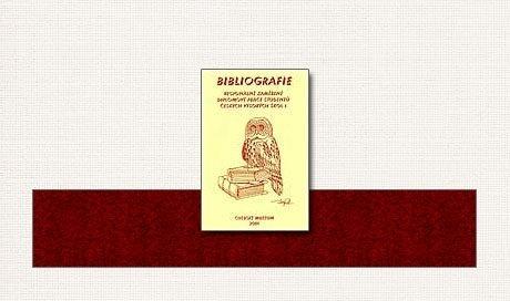 Bibliografie diplomových prací