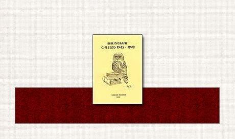 Bibliografie - Chebsko