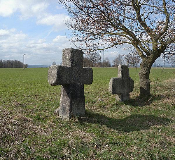 Smírčí kříže na Chebsku