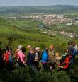 Na Bystřický a Jelení vrch